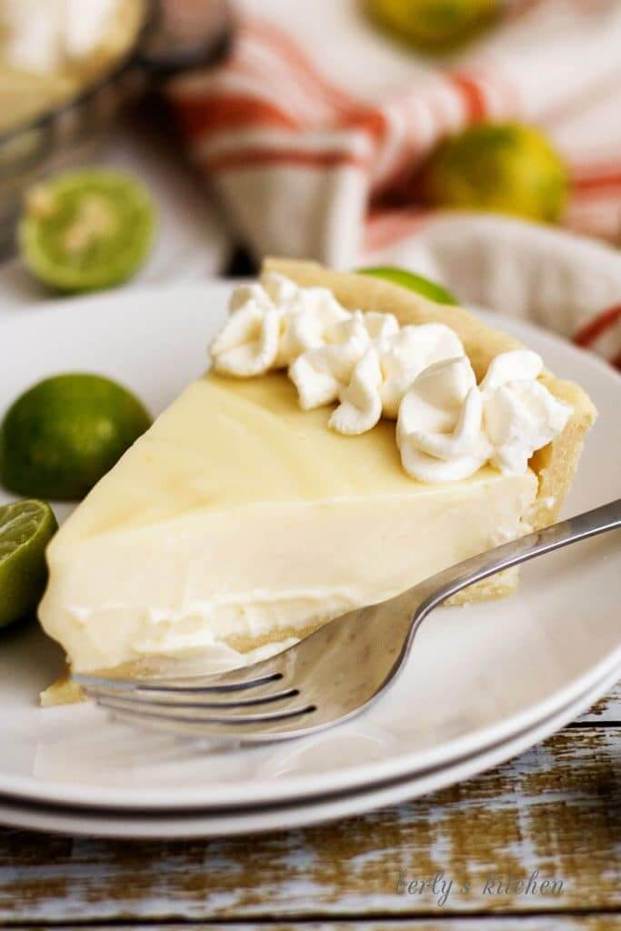 Pie Recipe Collection | Silky Smooth Key Lime Pie from Berly's Kitchen