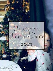 Christmas Photo Album 2017