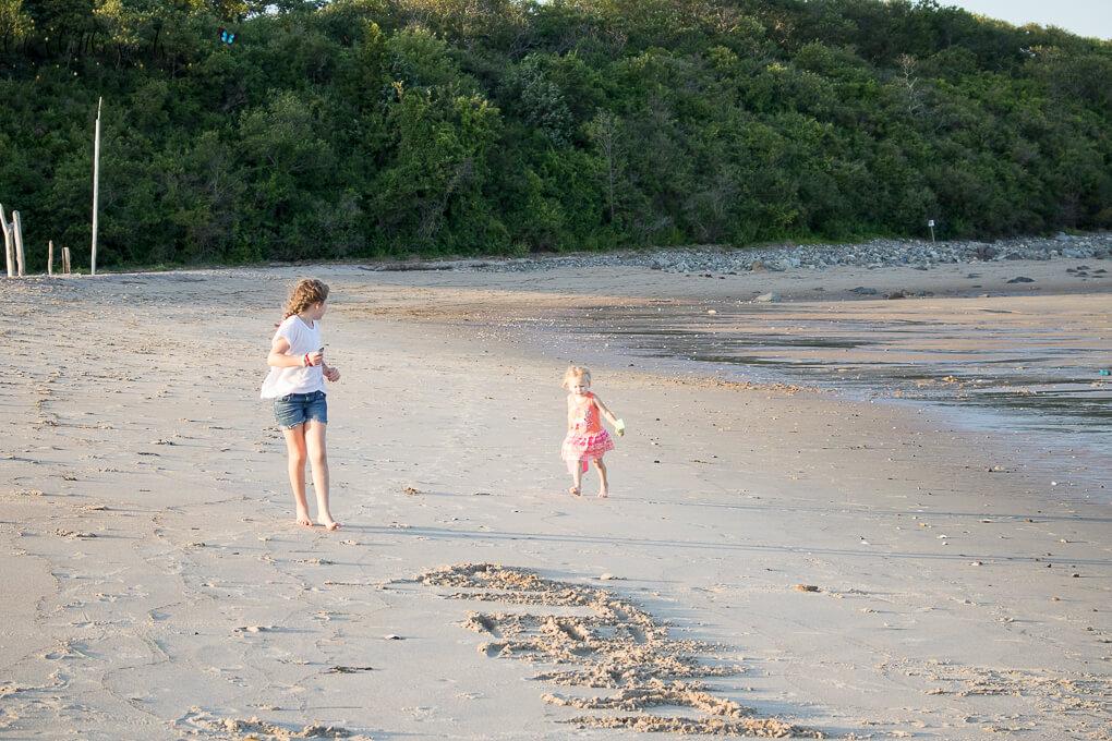Summer Afternoon on Plum Island, Massachusetts