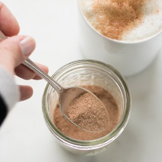 Cocoa Cinnamon Sugar Spice Mixture