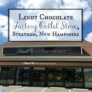 Lindt Chocolate Factory Outlet Store, Stratham, New Hampshire