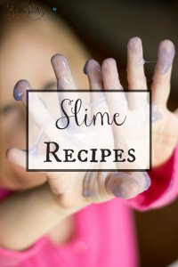 Slime Recipes