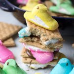 Peeps S'Mores