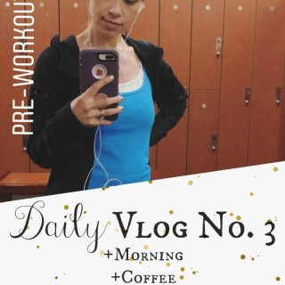 Daily Vlog No. 3 - Morning, Coffee, Dog Walking, Meditation, Screen Printing