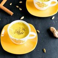 Ginger Golden Milk
