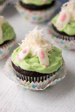 Bunny Butt Cupcakes Recipe