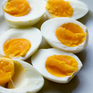 Medium Boiled Eggs