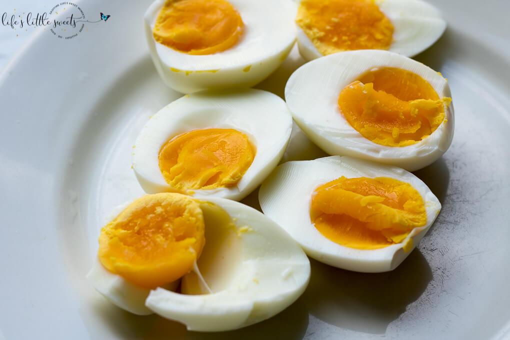 Medium Boiled Eggs