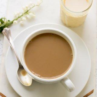 Sweetened Condensed Milk Coffee