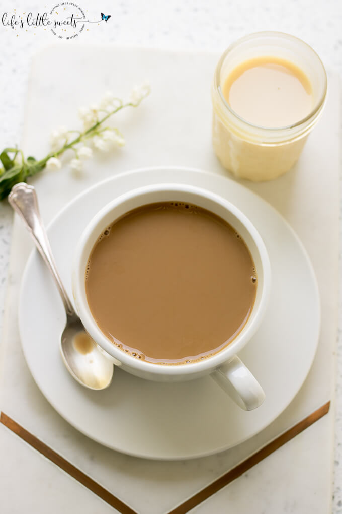 Sweetened Condensed Milk Coffee