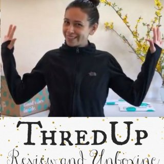ThredUp Review and Unboxing