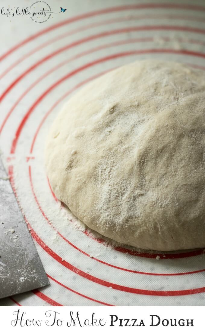 I walk you through How To Make Pizza Dough with this quick and easy recipe. This pizza dough tutorial has only 5 minutes resting time allowing you to bake up some homemade pizza faster than you think is possible and you can customize it with your favorite toppings! (1 recipe makes 2 individual pizzas or 1 large pizza) #pizza #pizzadough #vegetarian #pizzadough #bread #tutorial #recipe