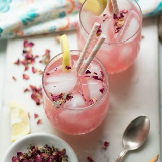 Rose Water Lemonade