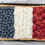 French Flag Tart