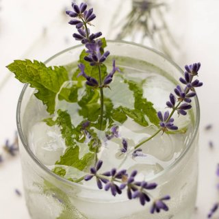 Lavender Mint Water