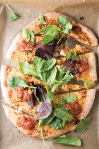 How To Manifest a Family Meal + Chicken Taco Pizza