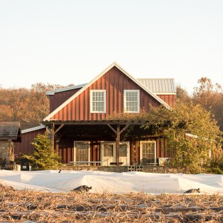 The Farm Cooking School and Roots to River Farm at Gravity Hill
