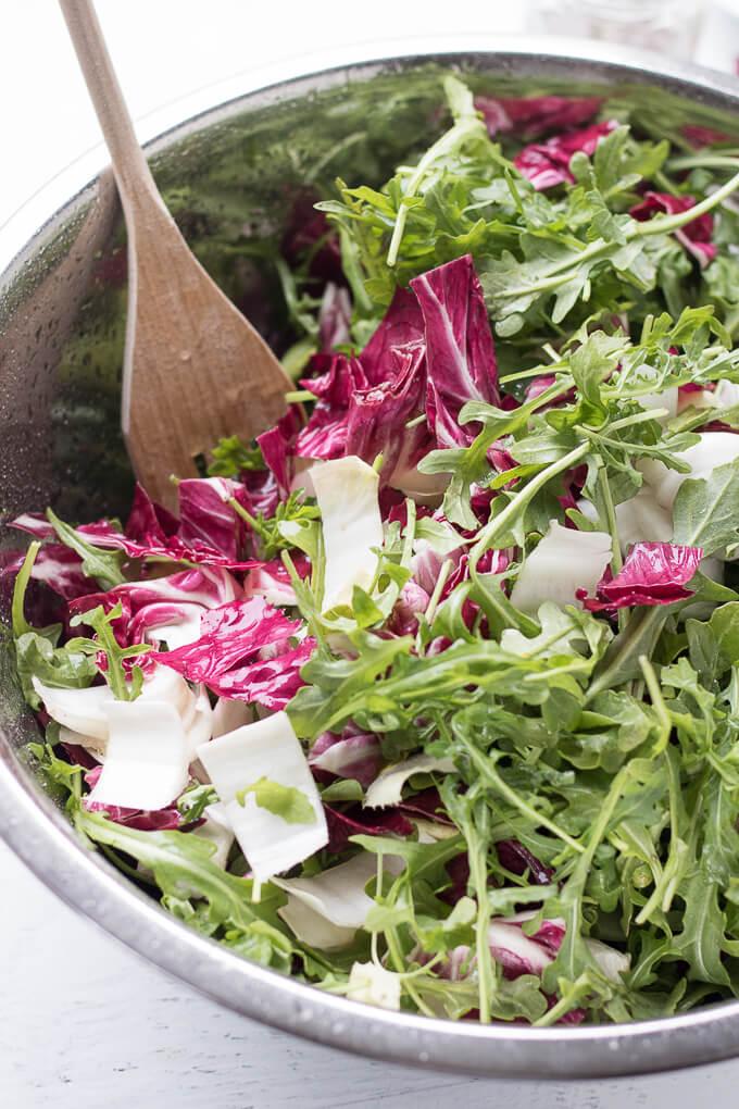 Tri Color Salad