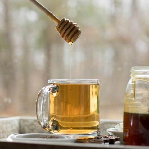 Heather Flower Tea