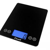 Escali 2210IB ArtiXL Arti XL Digital Scale, Glass, Black