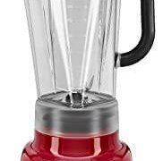 KitchenAid KSB1575ER 5-Speed Diamond Blender with 60-Ounce BPA-Free Pitcher - Empire Red