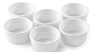 Bellemain 4 oz. Porcelain Ramekins, Set of 6
