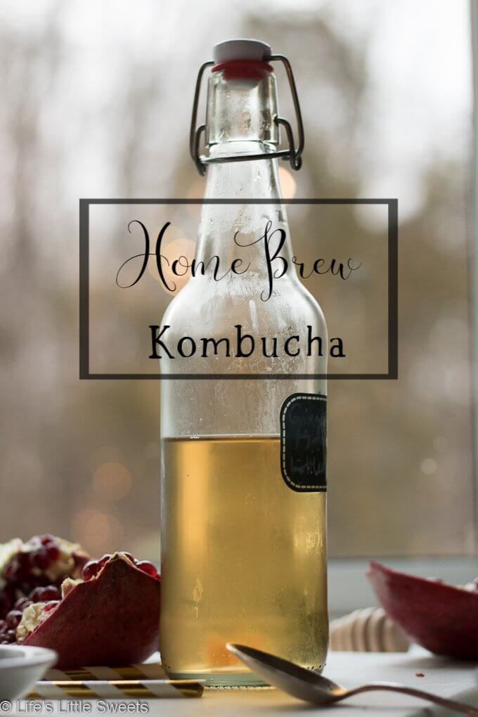 Home Brew Kombucha - Looking to get starting with brewing your own kombucha at home? I put together this list of helpful items and sharing my experience so you can get easily started brewing kombucha at home and avoid potential pitfalls that I had. #kombuchakit #homebrewkombucha #fermentation #kombucha #scoby