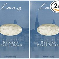 Lars' Own Belgian Pearl Sugar 8 Ounces (Pack of 2)