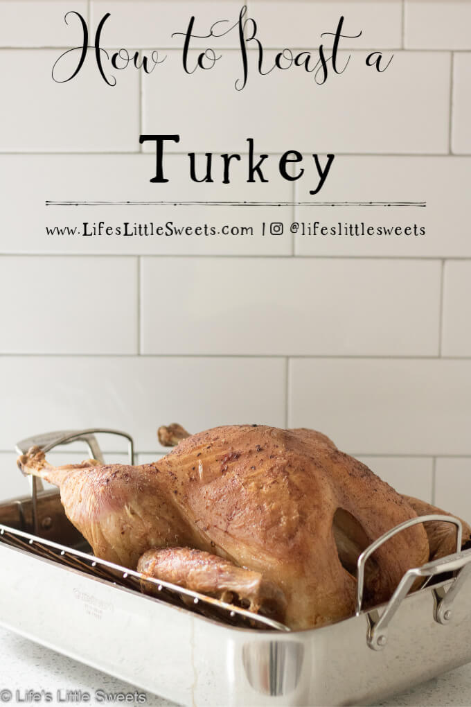 How to Roast a Turkey - Roasted Turkey is a savory and delicious staple recipe that every cook should know especially for Thanksgiving and Christmas. The recipe only requires turkey, unsalted butter, stock, salt, pepper and optional ingredients and is actually very simple to make! #howto #Thanksgiving #Easter #Christmas #recipe #savory #turkey #roastedturkey #meat #poultry