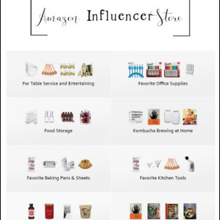 Amazon Influencer Program