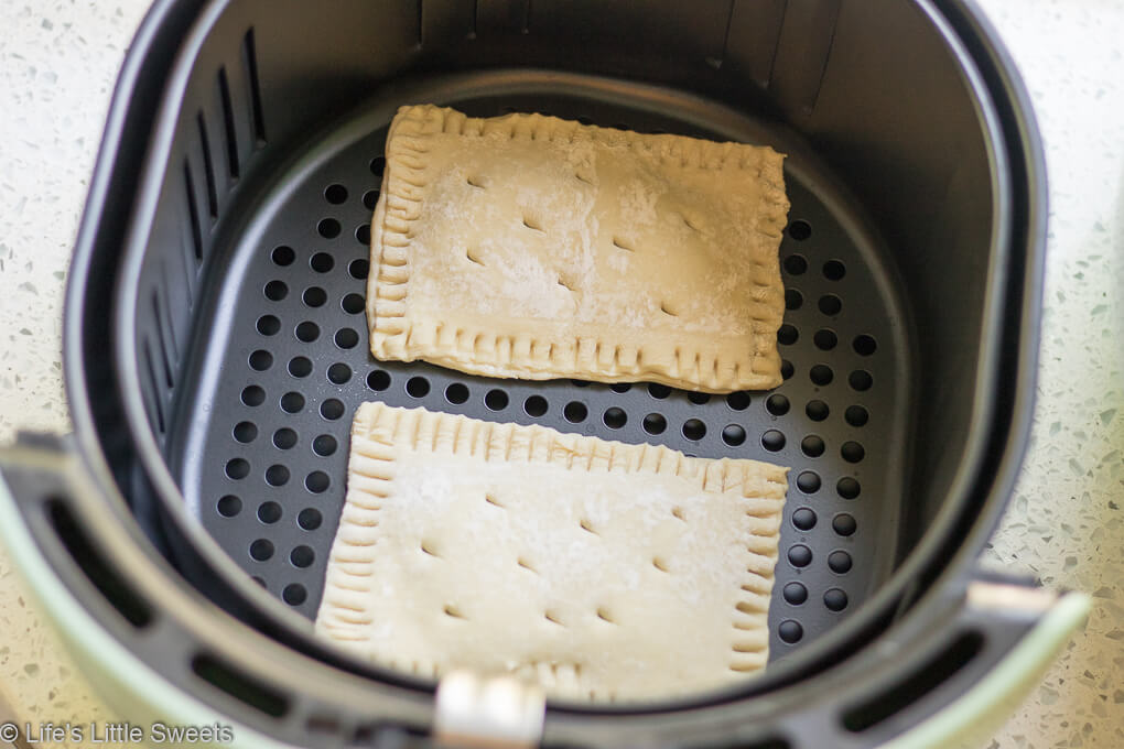 Air Fryer Puff Pastry Pop Tarts
