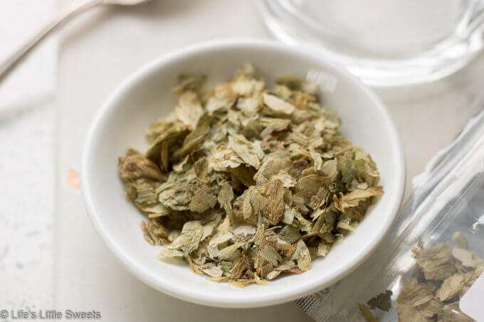 Hops Flower Tea