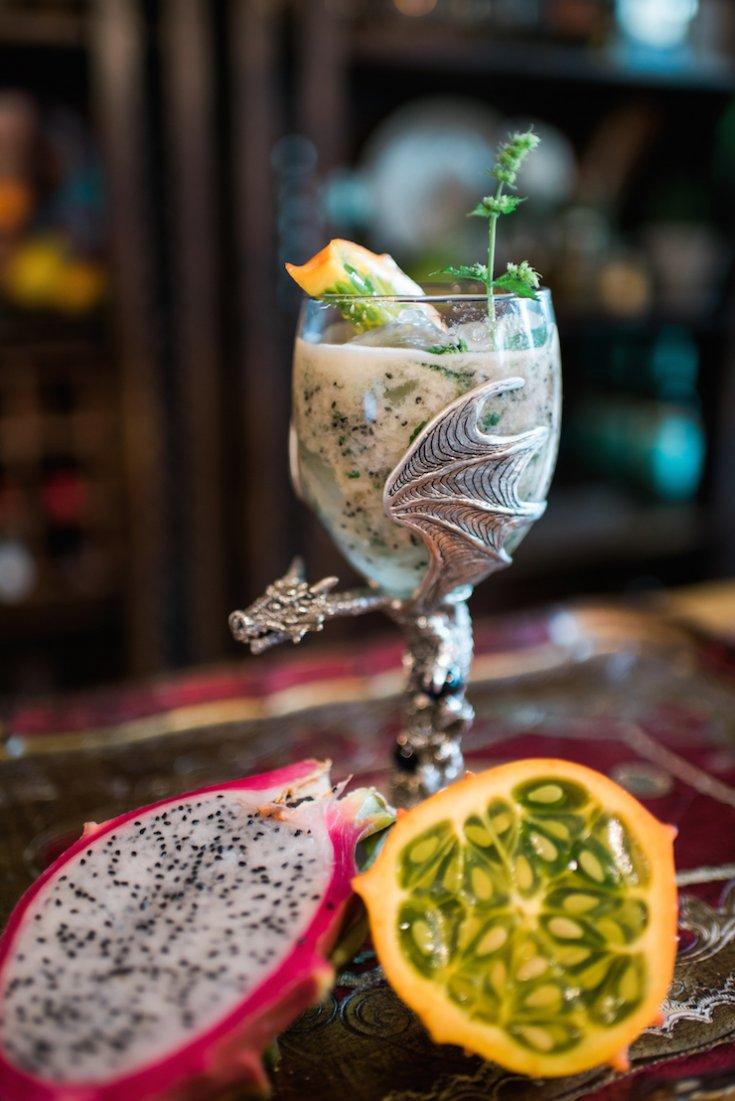 Pitaya (Dragon Fruit) Margarita - Muy Bueno Cookbook
