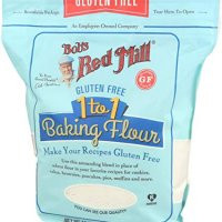 Bobs Red Mill, Baking Flour 1 To 1 Gluten Free, 44 Ounce