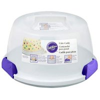 WIlton Cake Carrier and Server with Locking Lid