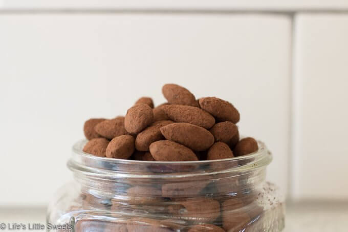 Cocoa Almonds lifeslittlesweets.com