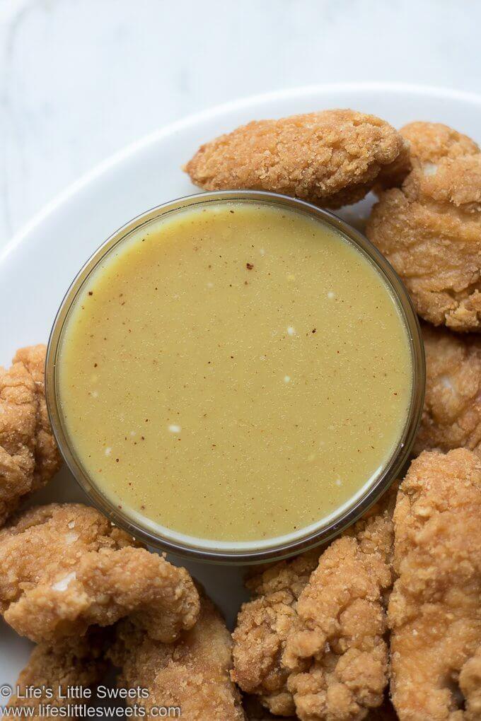 Honey Mustard Sauce lifeslittlesweets.com 680x1020