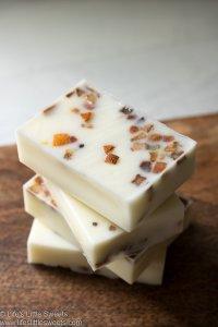 Orange Peel Soap lifeslittlesweets.com