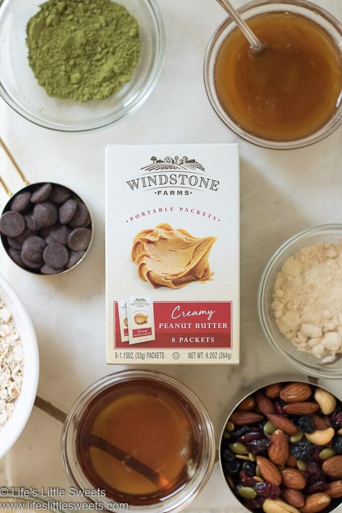 Peanut Butter Energy Bites lifeslittlesweets.com