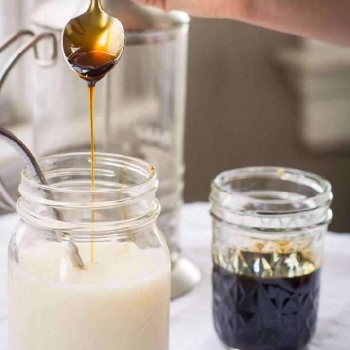 Oat Coffee Milk