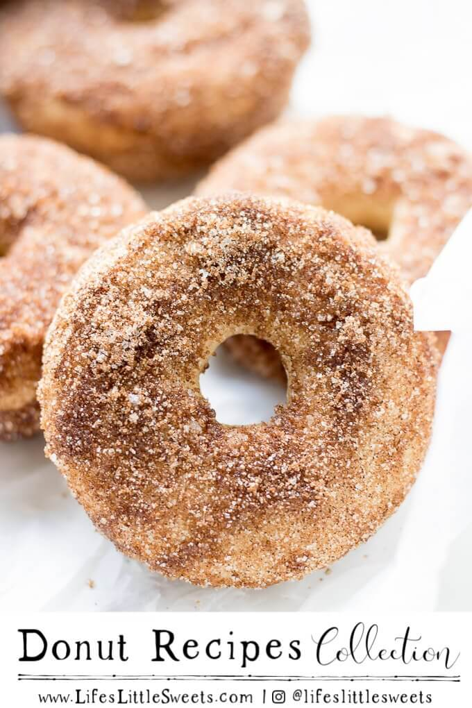 Donut Recipes Collection
