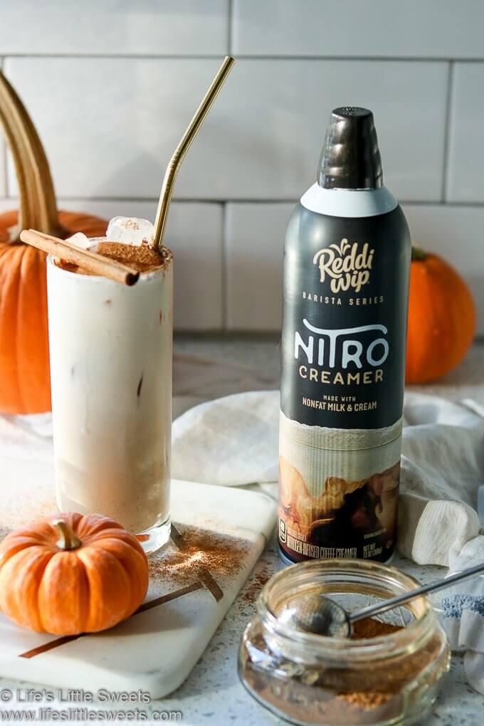 Pumpkin Spice Latte lifeslittlesweets.com