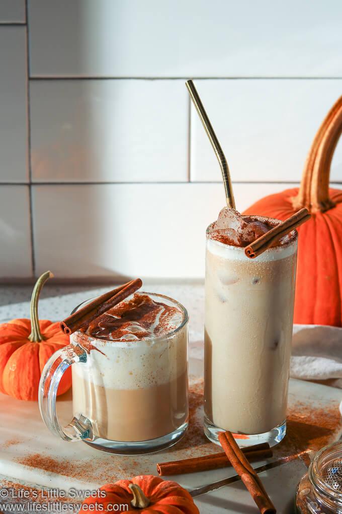 [ad] Pumpkin Spice Latte
