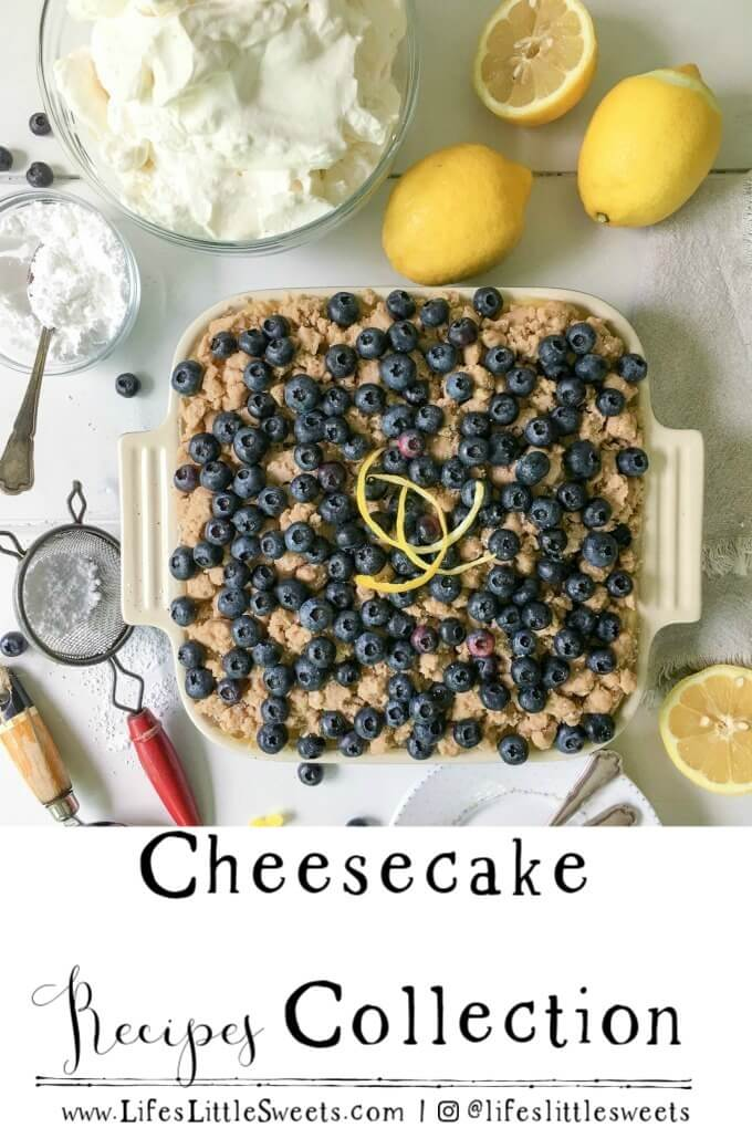 Cheesecake Recipes Collection