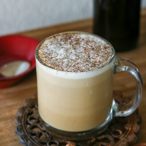 Homemade Gingerbread Coffee Recipe