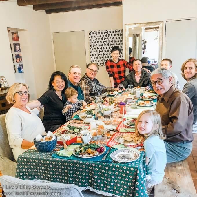 2019 Thanksgiving Photo Diary www.lifeslittlesweets.com