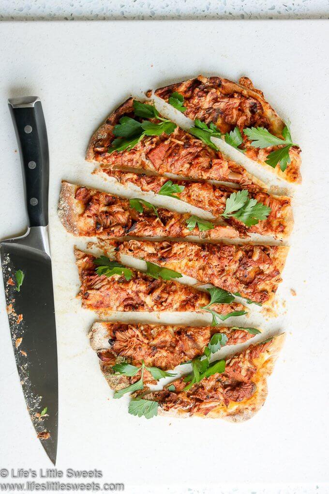 Jackfruit Pizza lifeslittlesweets.com