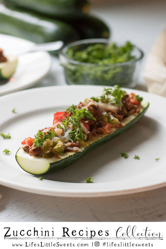 Zucchini Recipes Collection
