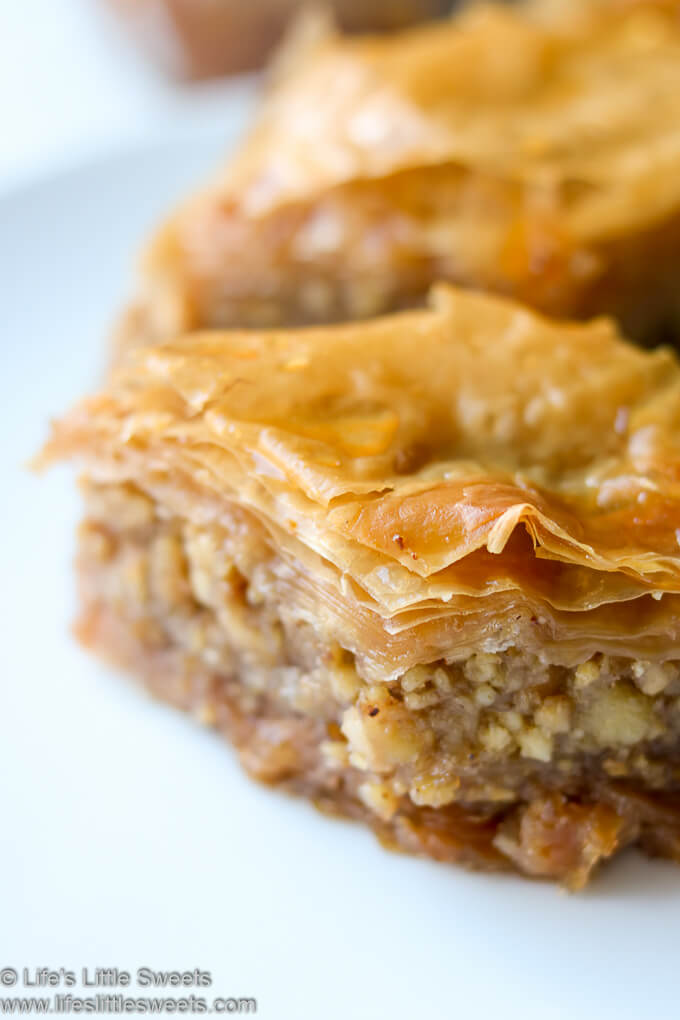 Baklava Life S Little Sweets