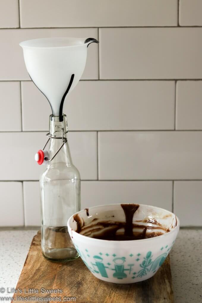 2-Ingredient Chocolate Sauce Syrup